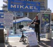 MIKAEL II CATAMARAN BOAT