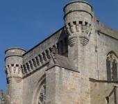 CATHEDRALE SAINT FULCRAN © OFFICE DE TOURISME INTERCOMMUNAL LODEVOIS ET LARZAC