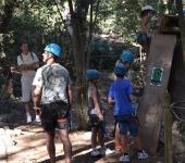 LES ROCHERS DE MAGUELONE - ACCRO TREE CLIMBING PARK