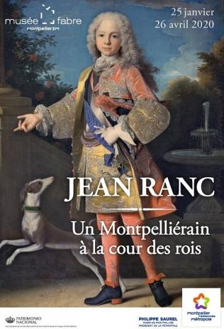 JEAN RANC, UN MONTPELLIERAIN A LA COUR DES ROIS © MUSEE FABRE