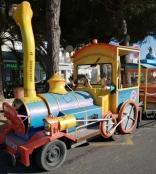 PETIT TRAIN DE PALAVAS LES FLOTS