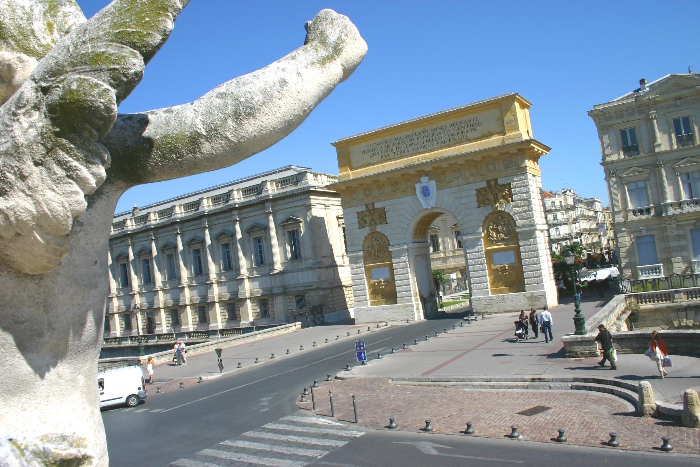 Montpellier tourisme arts et voyages - Office du tourisme montpellier ...