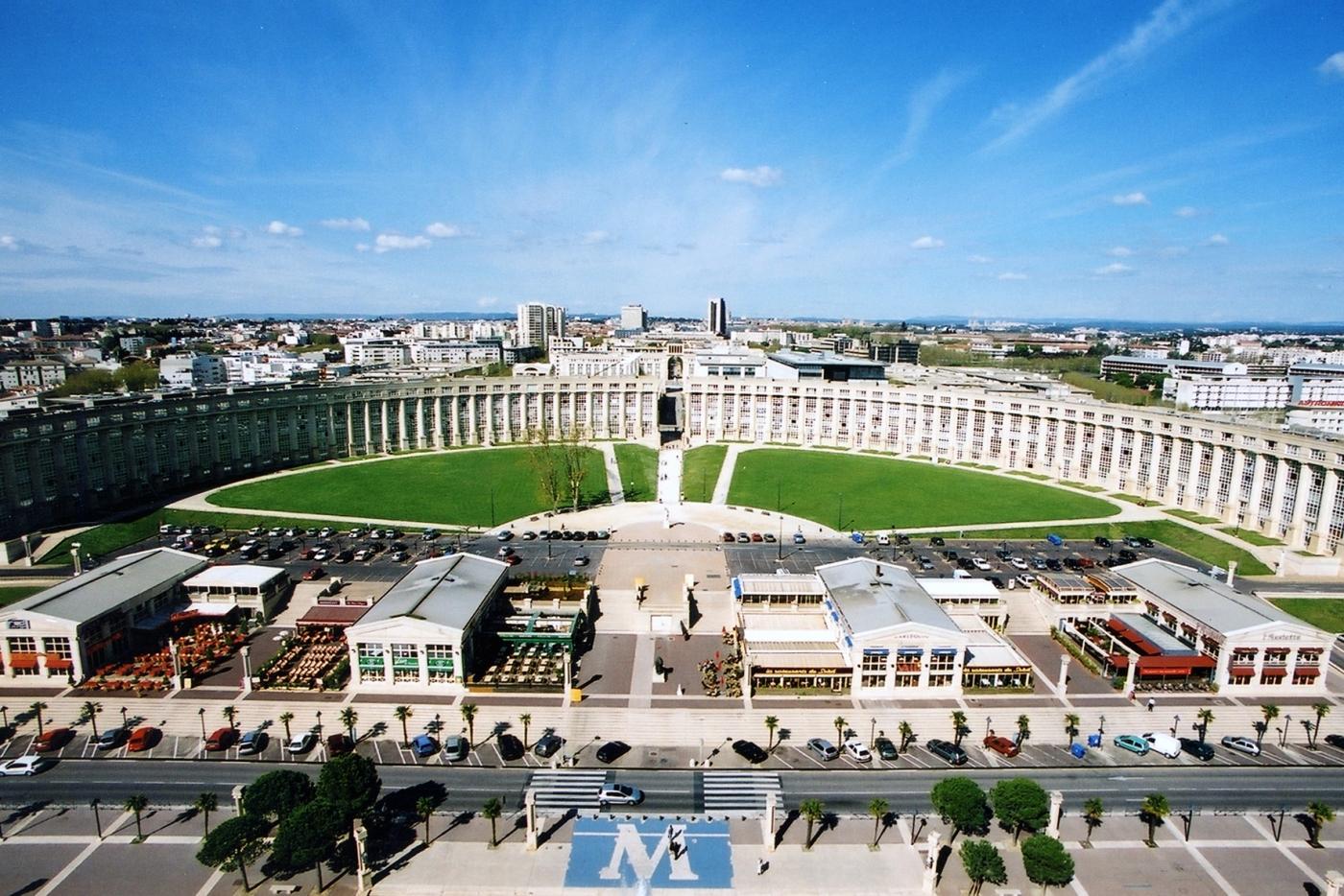 Montpellier tourisme arts et voyages for Piscine montpellier