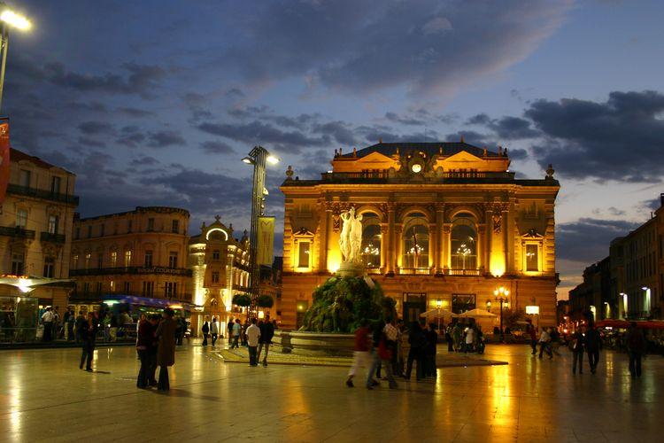 Office de tourisme et des congres montpellier mediterranee - Office de tourisme montpellier recrutement ...