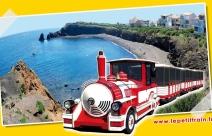 Petit train touristique du Cap d'Agde